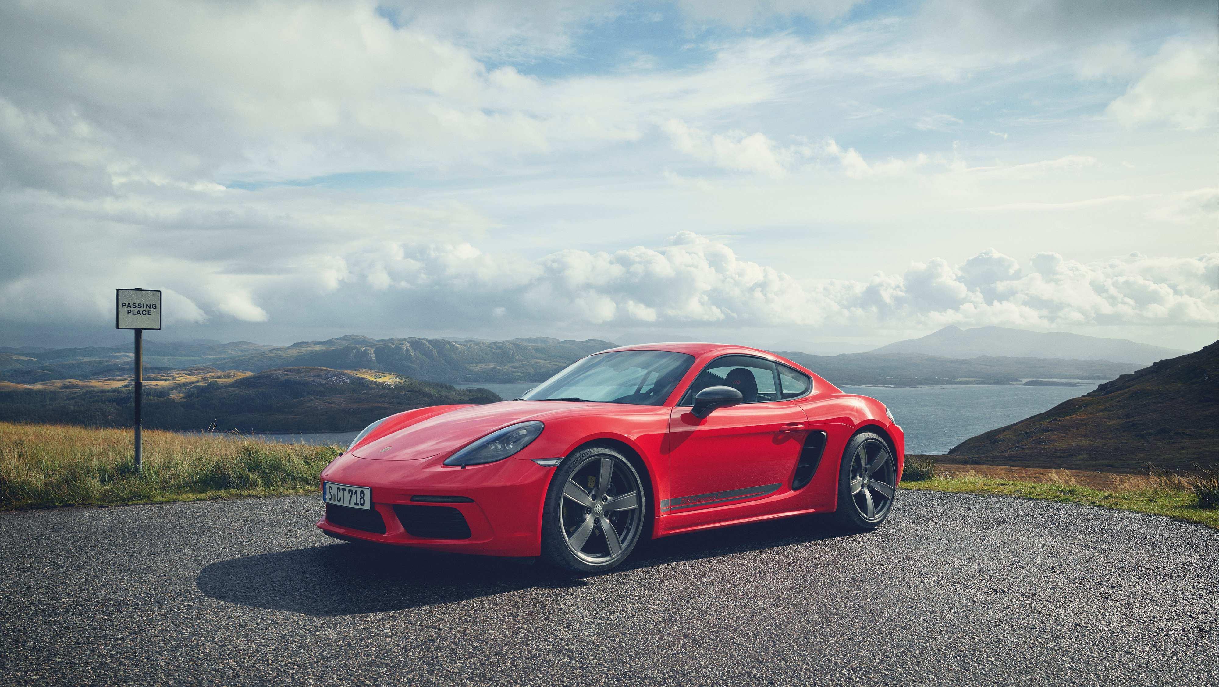 33 All New 2020 Porsche 718 Cayman Research New for 2020 Porsche 718 Cayman