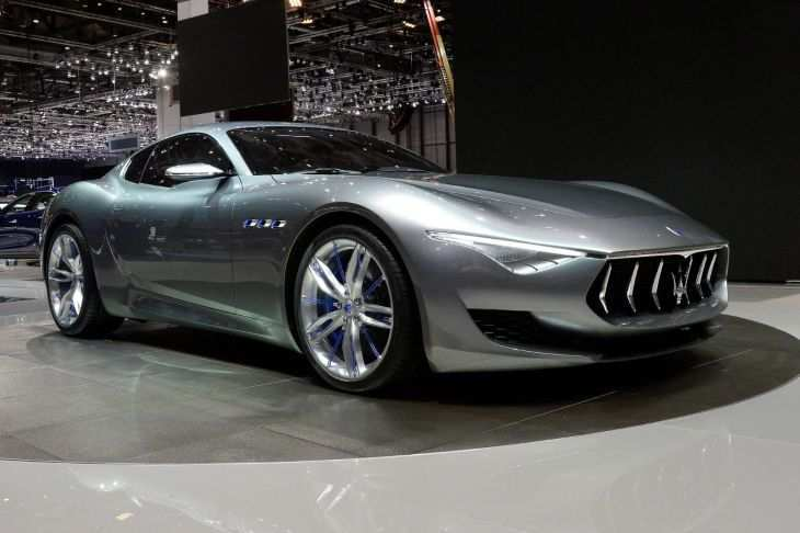 33 All New Maserati Electric 2020 Photos by Maserati Electric 2020