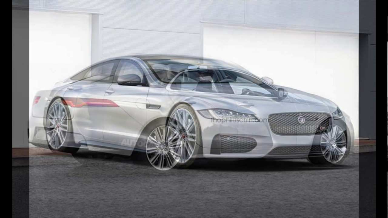 33 All New New 2019 Jaguar Xj Interior with New 2019 Jaguar Xj