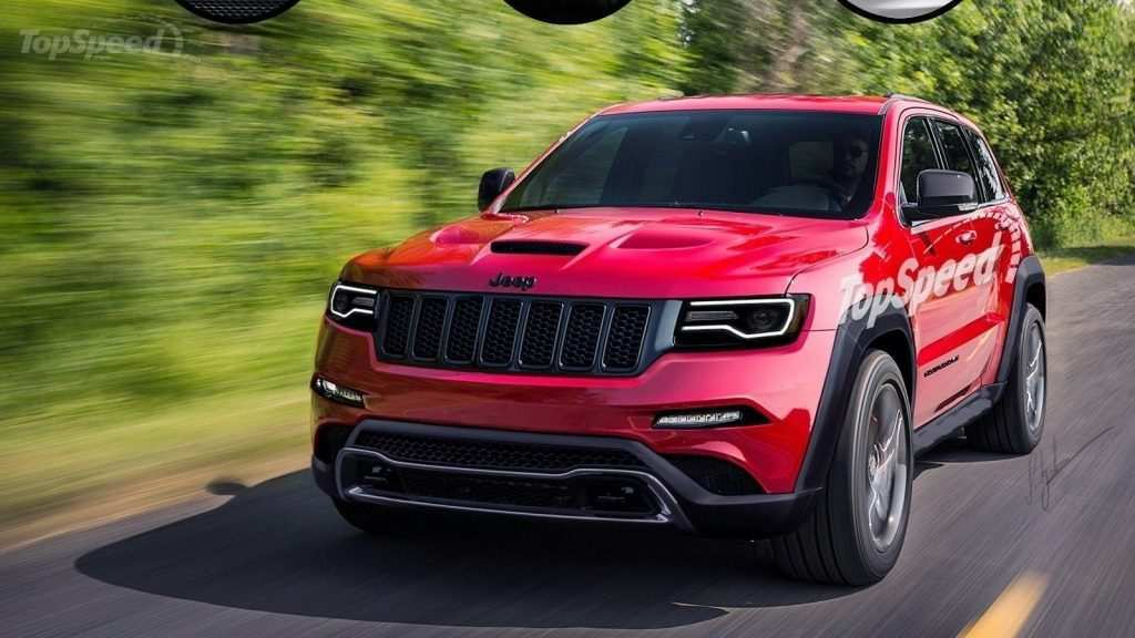 33 Best Review 2019 Jeep Hellcat Performance and New Engine for 2019 Jeep Hellcat