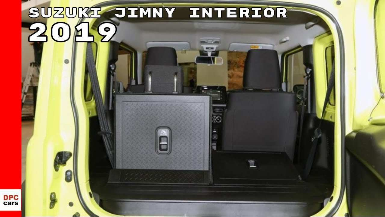 33 Best Review Suzuki Jimny 2019 Interior Price by Suzuki Jimny 2019 Interior