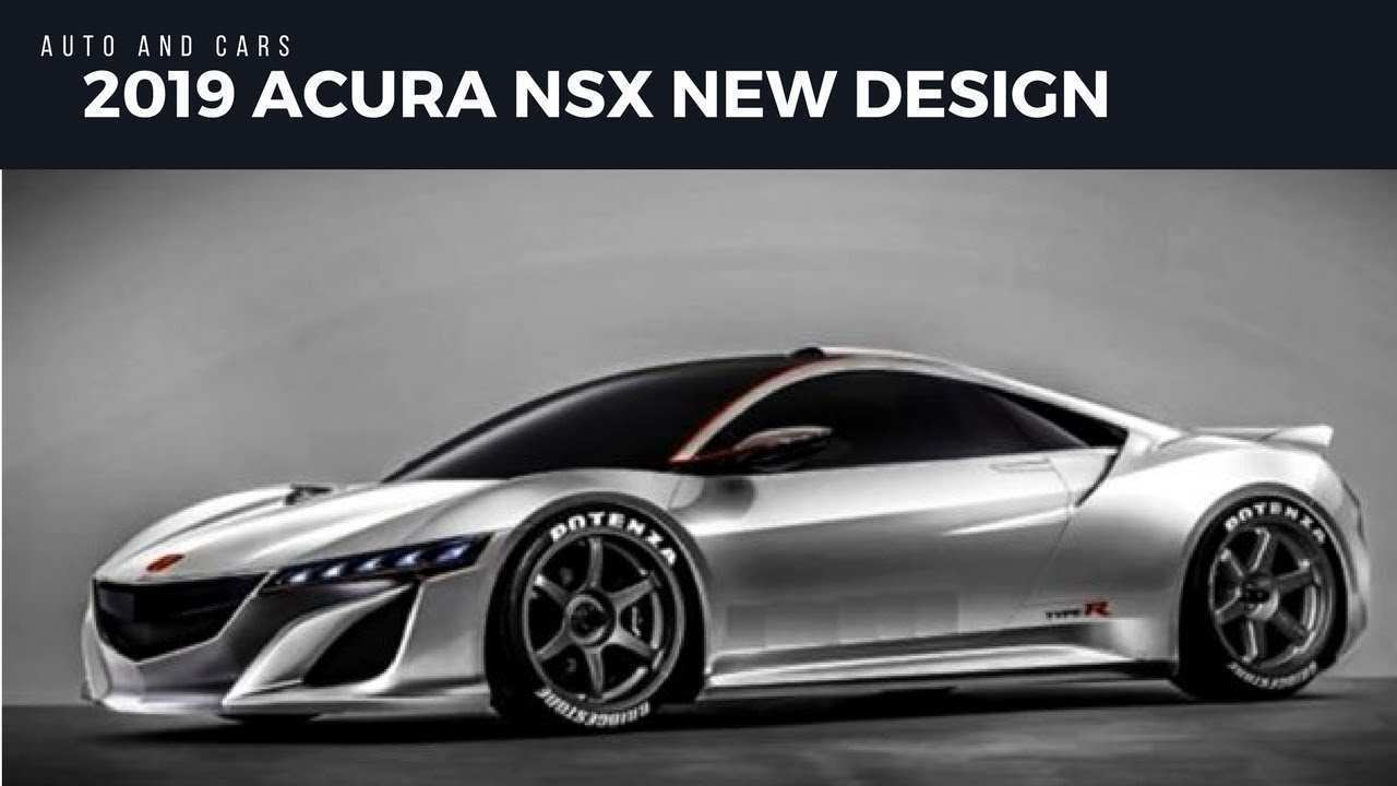33 Concept of 2019 Acura Nsx Style for 2019 Acura Nsx