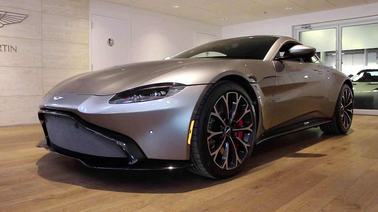 33 Concept of 2019 Aston Martin Vantage Review Picture with 2019 Aston Martin Vantage Review