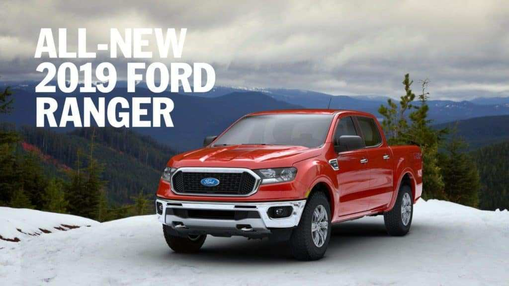 33 Concept of 2019 Ford Ranger Images Style for 2019 Ford Ranger Images