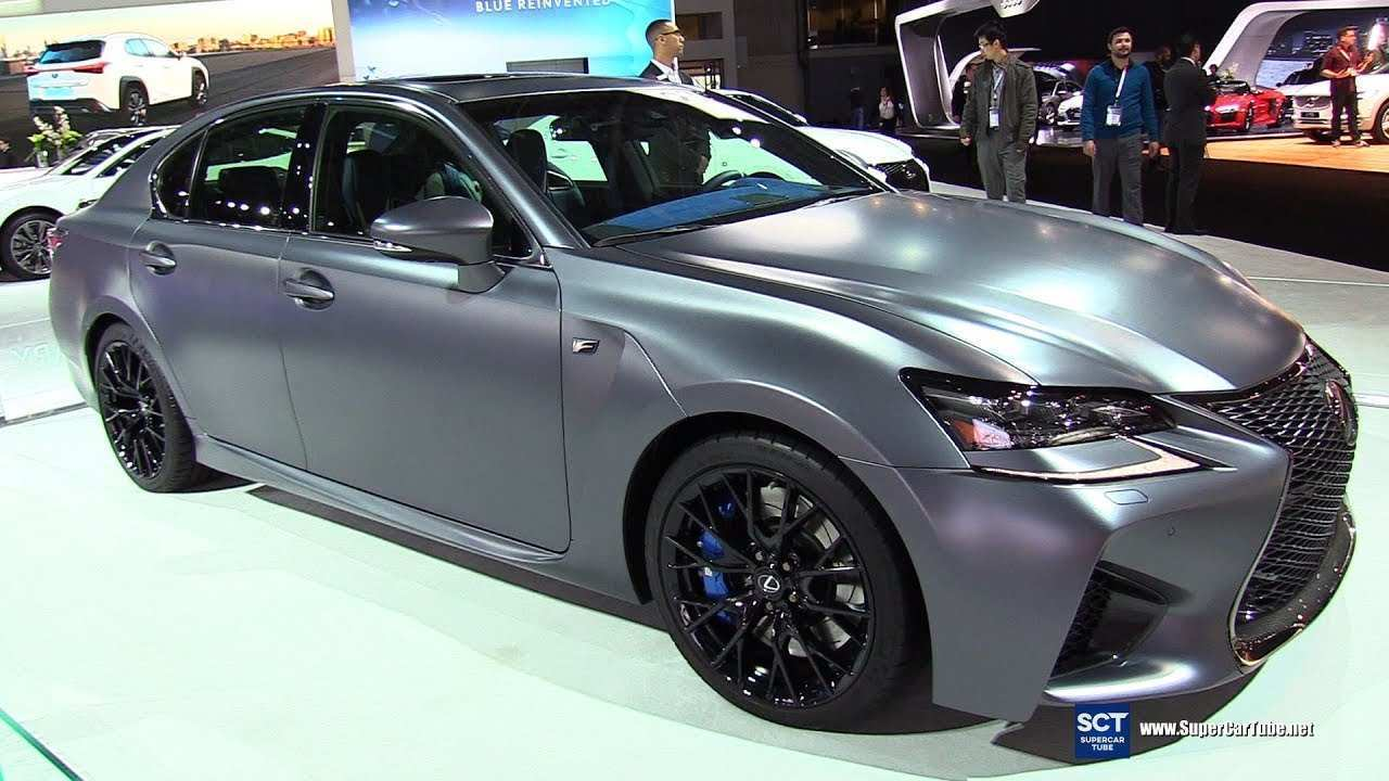 33 Concept of 2019 Lexus Gs F Sport Performance with 2019 Lexus Gs F Sport