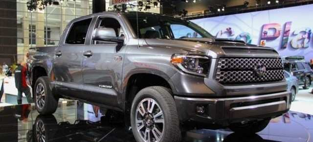 33 Concept of 2019 Toyota Diesel Tundra Redesign and Concept with 2019 Toyota Diesel Tundra