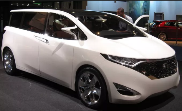 33 Concept of 2020 Nissan Quest Rumors with 2020 Nissan Quest