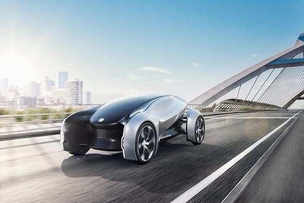 33 Concept of Jaguar 2020 Vision Model for Jaguar 2020 Vision