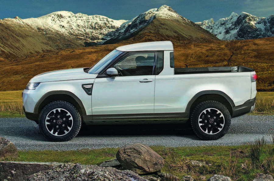 33 Concept of Land Rover Pickup 2019 Specs and Review by Land Rover Pickup 2019