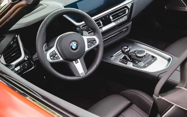 33 Gallery of 2019 Bmw Z4 Interior History with 2019 Bmw Z4 Interior