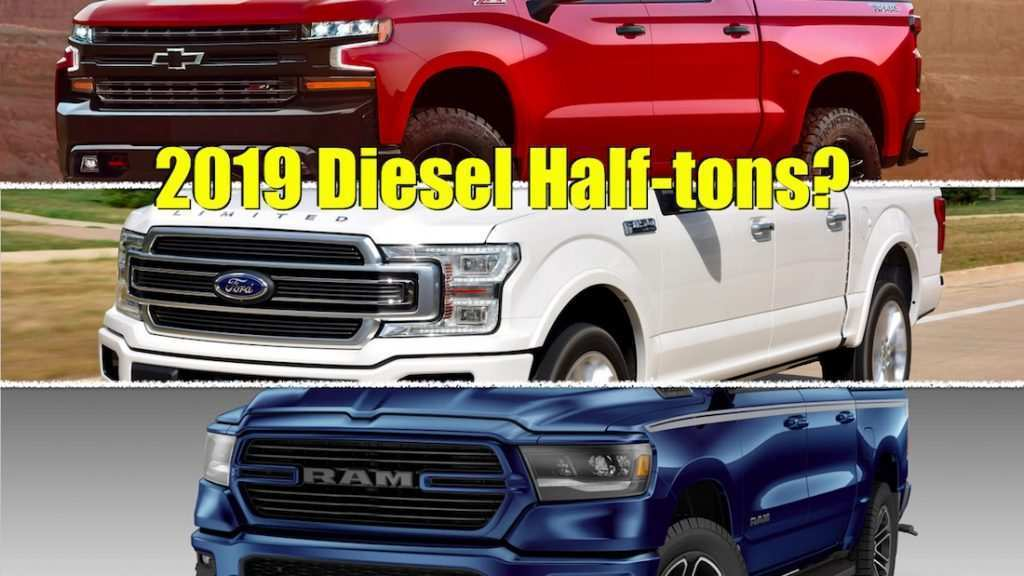 33 Gallery of 2019 Ford Half Ton Diesel Redesign with 2019 Ford Half Ton Diesel