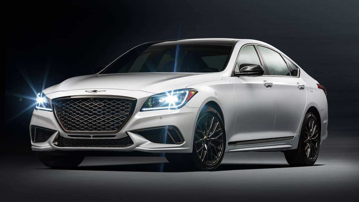 33 Gallery of 2019 Genesis Sport Performance with 2019 Genesis Sport