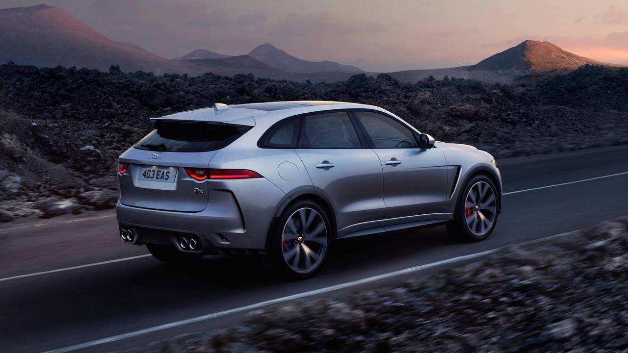 33 Gallery of 2019 Jaguar Pace Reviews with 2019 Jaguar Pace