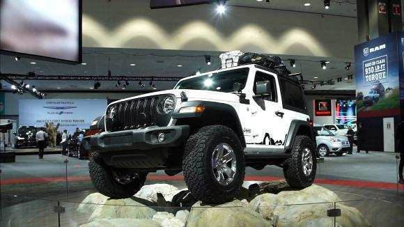33 Gallery of 2019 Jeep Wrangler Auto Show Research New with 2019 Jeep Wrangler Auto Show
