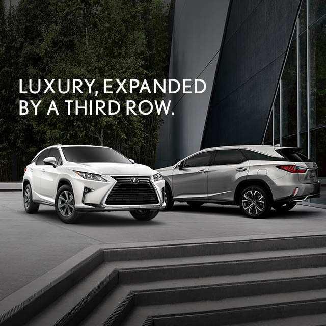 33 Gallery of 2019 Lexus Rx L Concept by 2019 Lexus Rx L