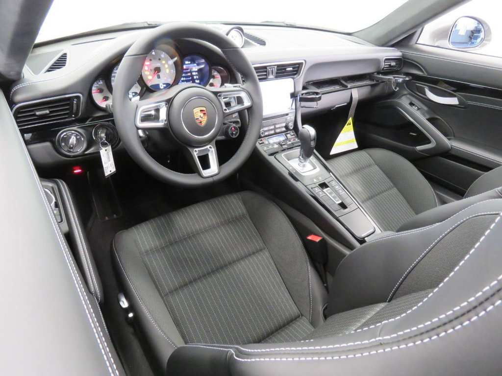 33 Gallery of 2019 Porsche 911 Interior Redesign and Concept with 2019 Porsche 911 Interior