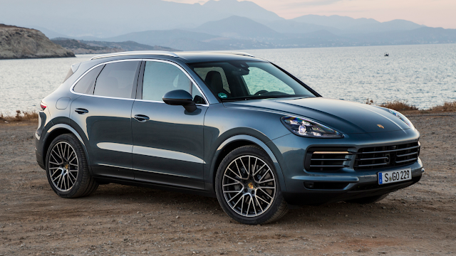 33 Gallery of 2019 Porsche Cayenne First Look Review with 2019 Porsche Cayenne First Look