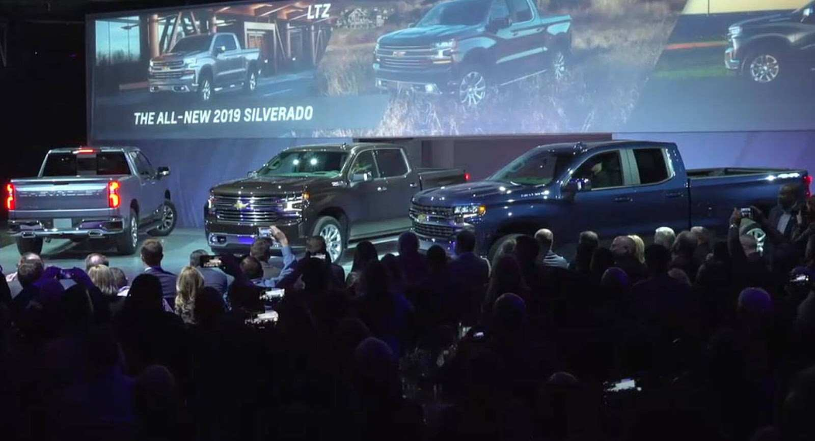 33 Gallery of 2019 Silverado Unveil Price for 2019 Silverado Unveil