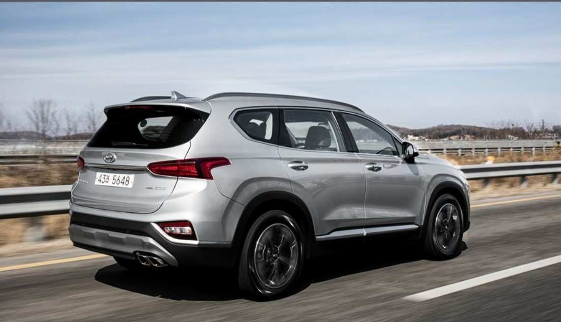33 Gallery of 2020 Hyundai Santa Fe Sport Release with 2020 Hyundai Santa Fe Sport
