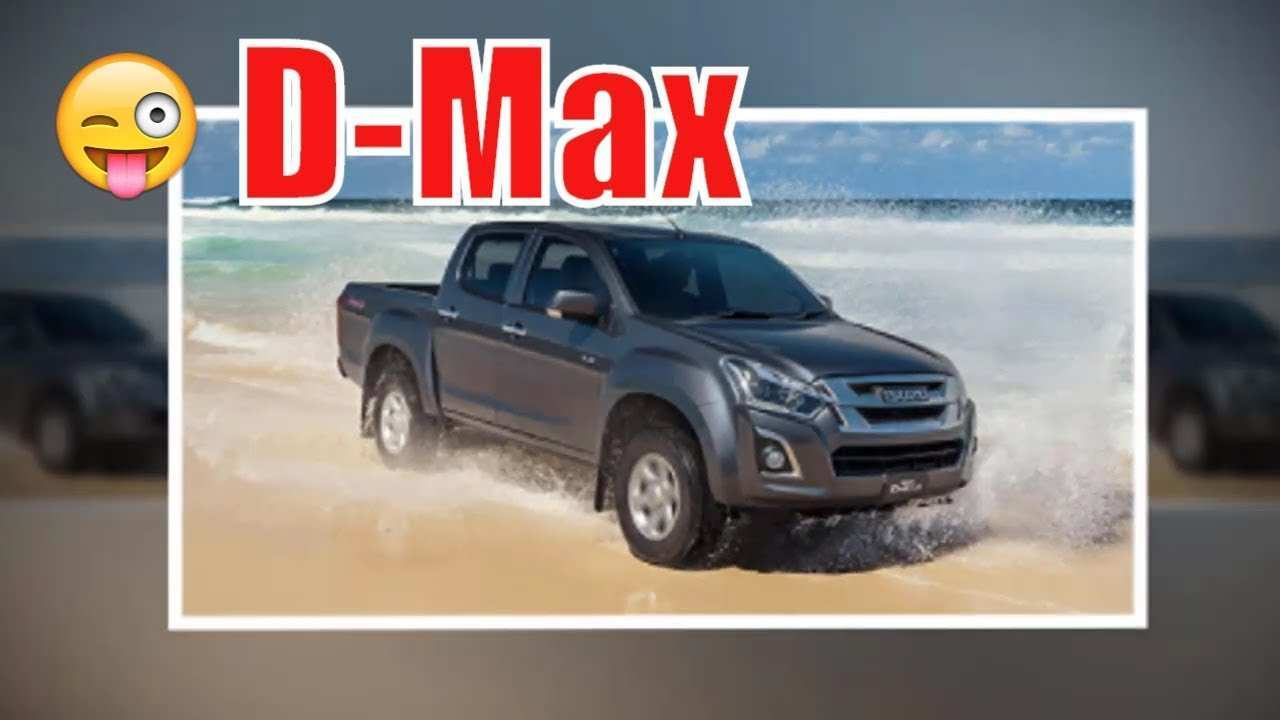 33 Gallery of 2020 Isuzu New Review with 2020 Isuzu