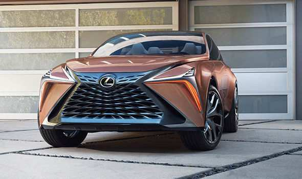 33 Gallery of 2020 Lexus Lf1 Exterior and Interior by 2020 Lexus Lf1