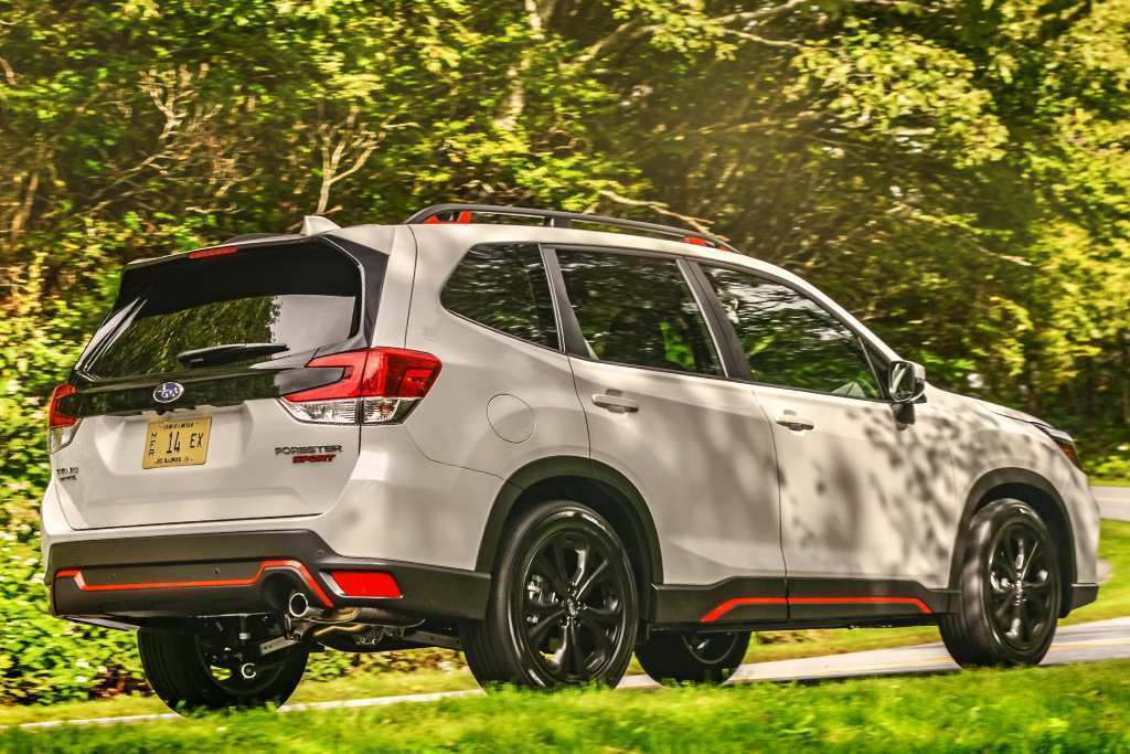 33 Gallery of The 2019 Subaru Forester Specs and Review with The 2019 Subaru Forester