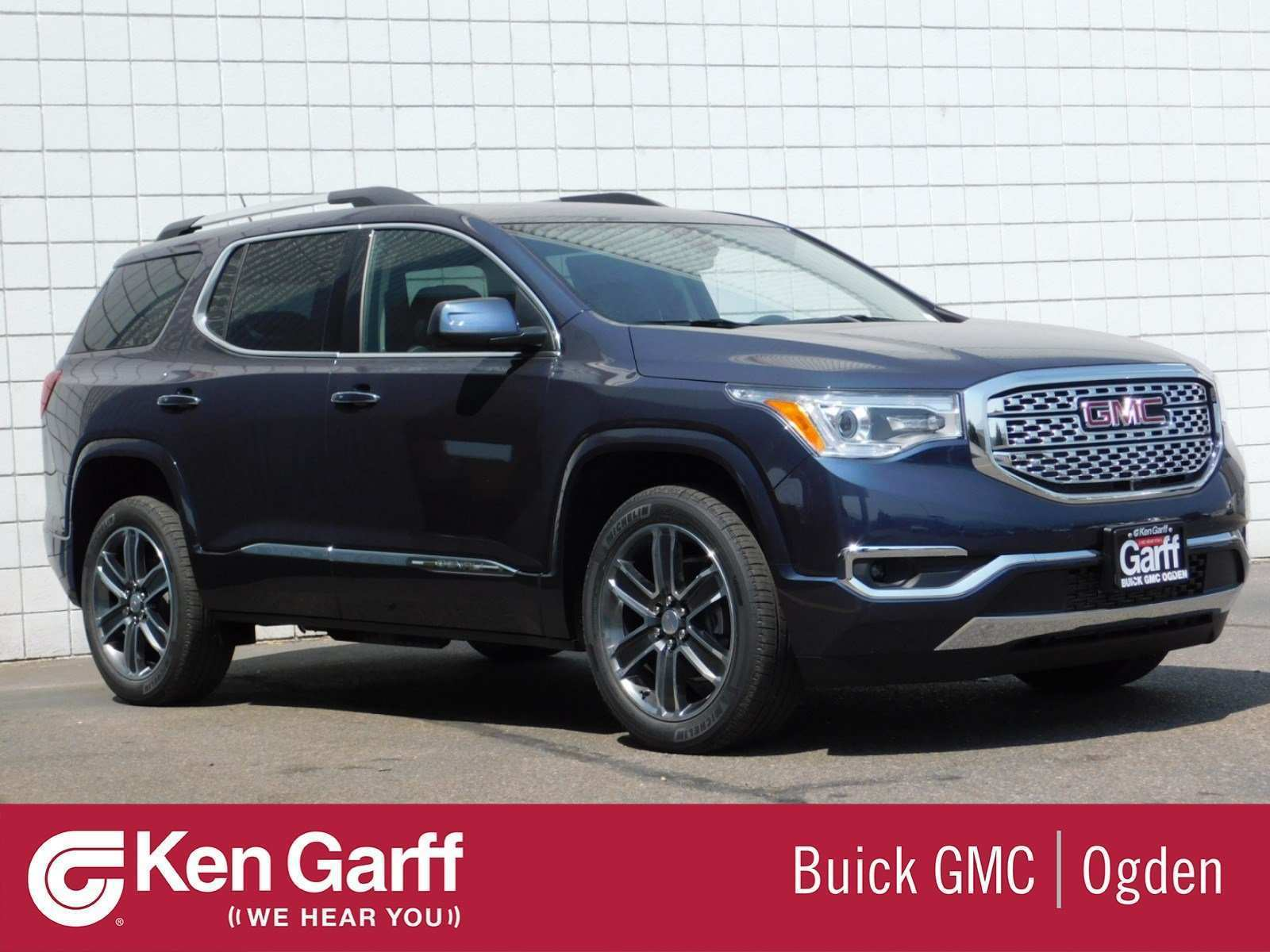 33 Great 2019 Gmc Acadia 9 Speed Transmission Overview with 2019 Gmc Acadia 9 Speed Transmission