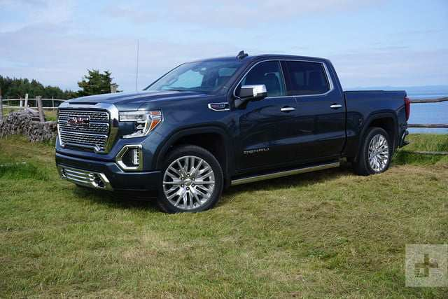33 Great 2019 Gmc Pickup Release Date Performance by 2019 Gmc Pickup Release Date