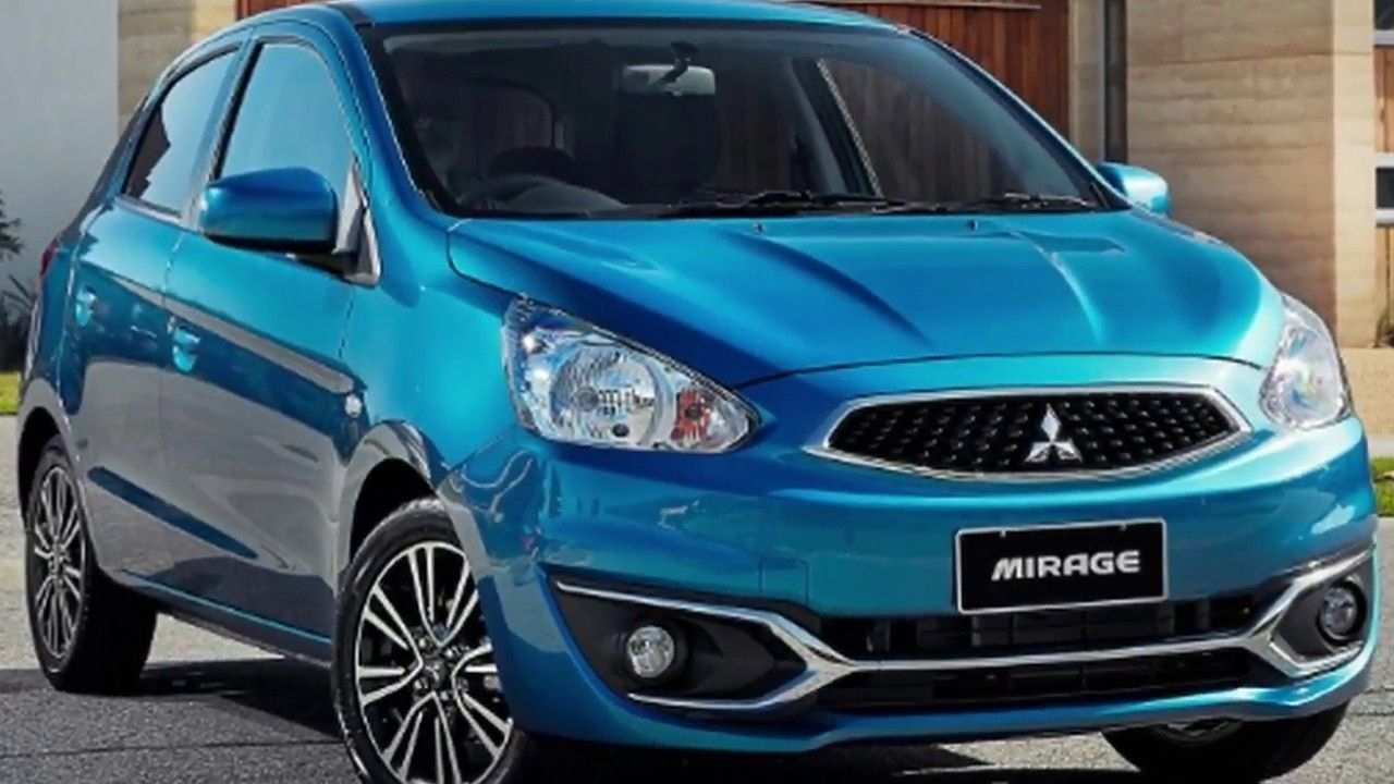 33 Great 2019 Mitsubishi Mirage Review Specs for 2019 Mitsubishi Mirage Review