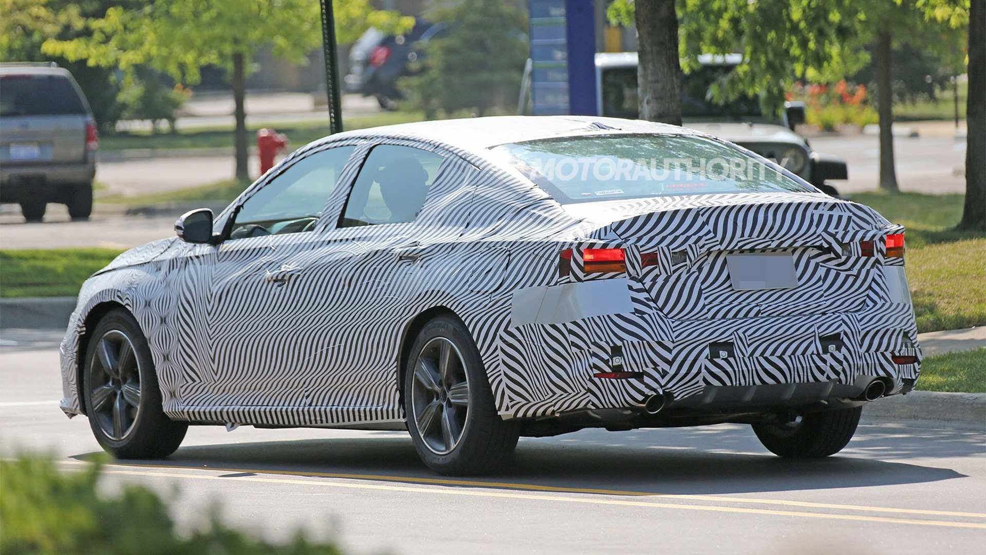 33 Great 2019 Nissan Altima Spy Shots Research New for 2019 Nissan Altima Spy Shots