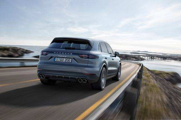 33 Great 2019 Porsche Cayenne First Look Exterior by 2019 Porsche Cayenne First Look