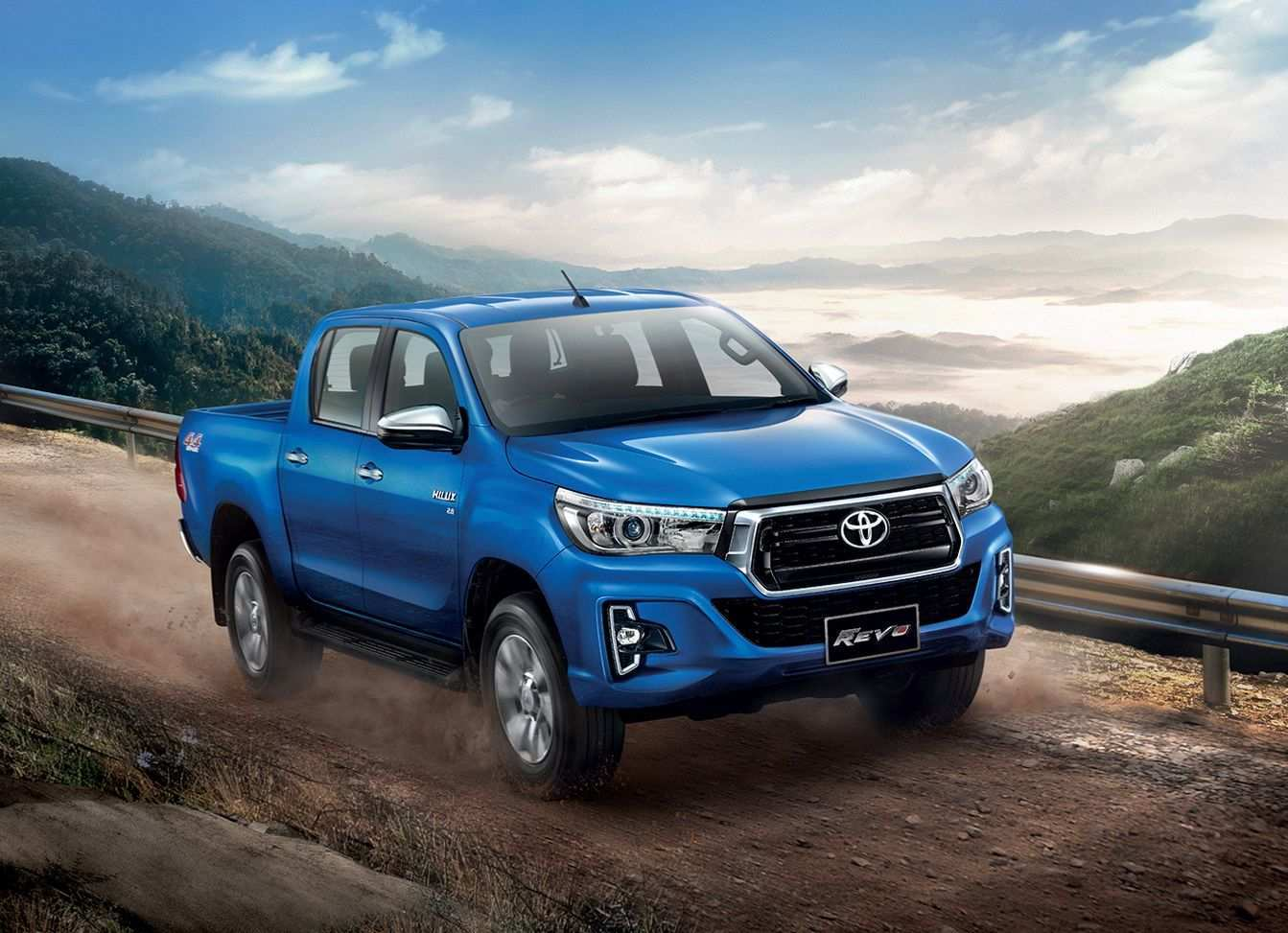 33 Great 2019 Toyota Bakkie Exterior for 2019 Toyota Bakkie