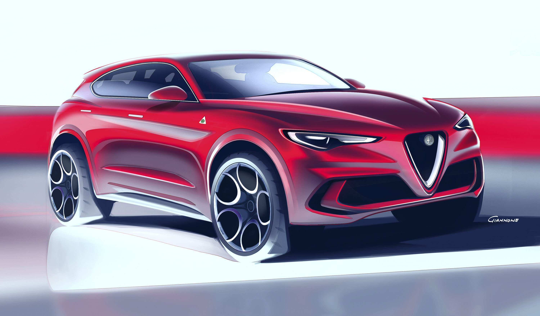 33 Great 2020 Alfa Romeo Suv Release Date by 2020 Alfa Romeo Suv