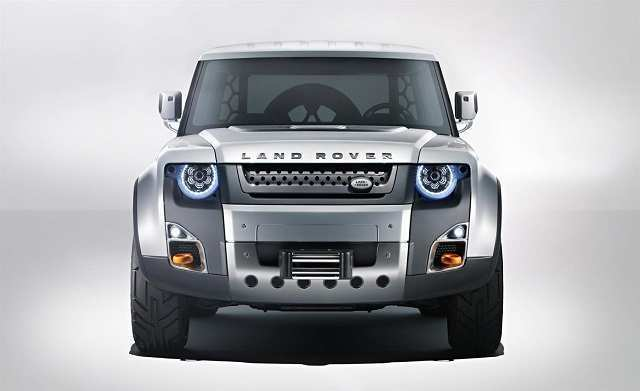 33 Great Land Rover Pickup 2019 Spesification by Land Rover Pickup 2019
