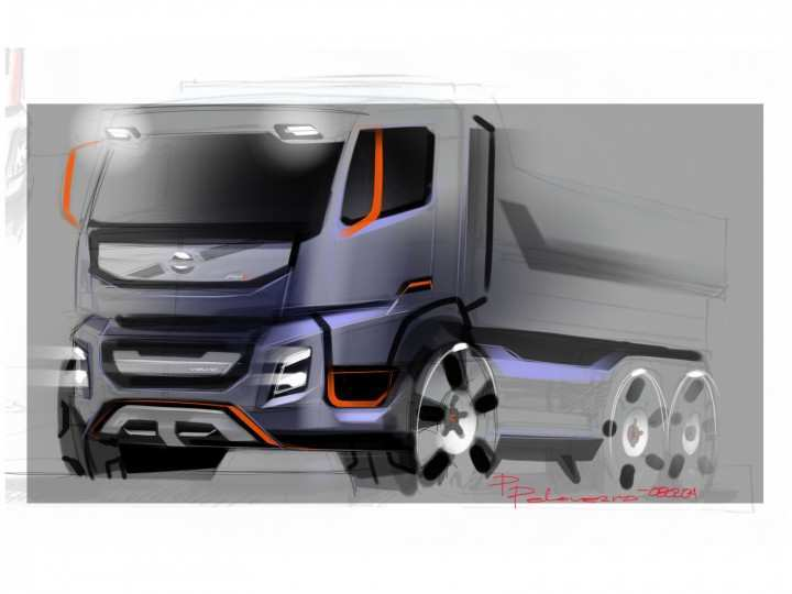 33 Great Volvo Fmx 2020 Rumors for Volvo Fmx 2020