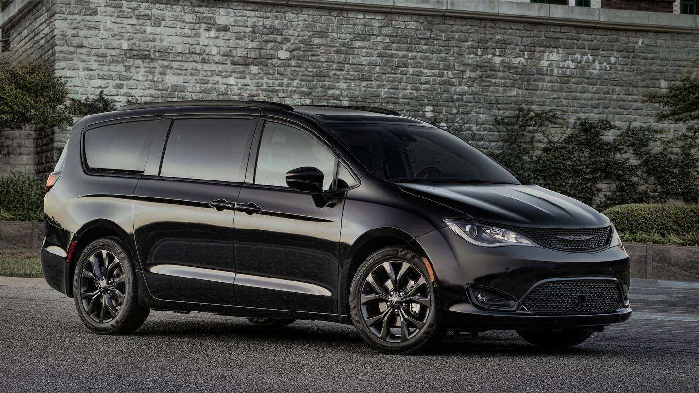 33 New 2019 Chrysler Minivan Engine with 2019 Chrysler Minivan