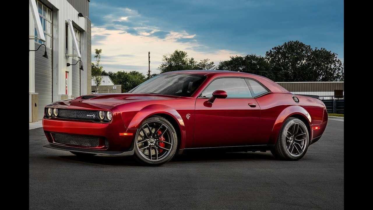 33 New 2019 Dodge Hellcat Widebody Exterior for 2019 Dodge Hellcat Widebody
