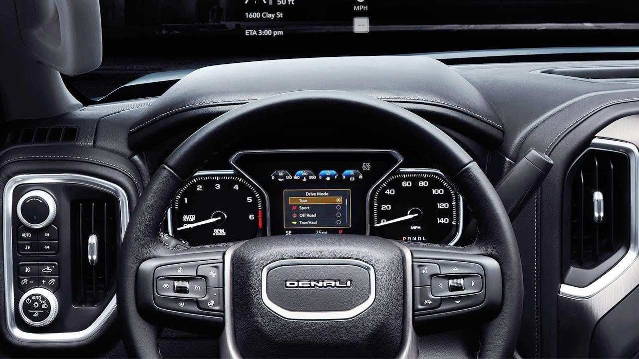 33 New 2019 Gmc 1500 Interior Pictures by 2019 Gmc 1500 Interior
