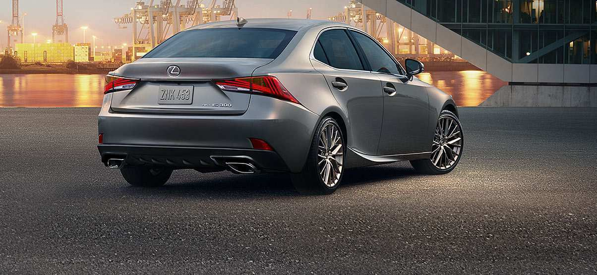33 New 2019 Lexus Is350 F Sport Overview with 2019 Lexus Is350 F Sport
