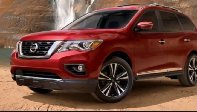 33 New 2019 Nissan Pathfinder Release Date Exterior and Interior for 2019 Nissan Pathfinder Release Date
