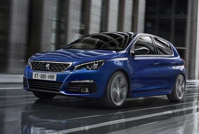 33 New 2019 Peugeot 308 Gti Exterior and Interior for 2019 Peugeot 308 Gti