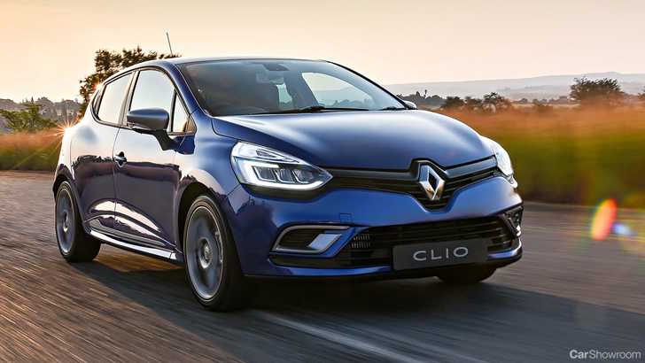 33 New 2019 Renault Clio Rs Spesification for 2019 Renault Clio Rs