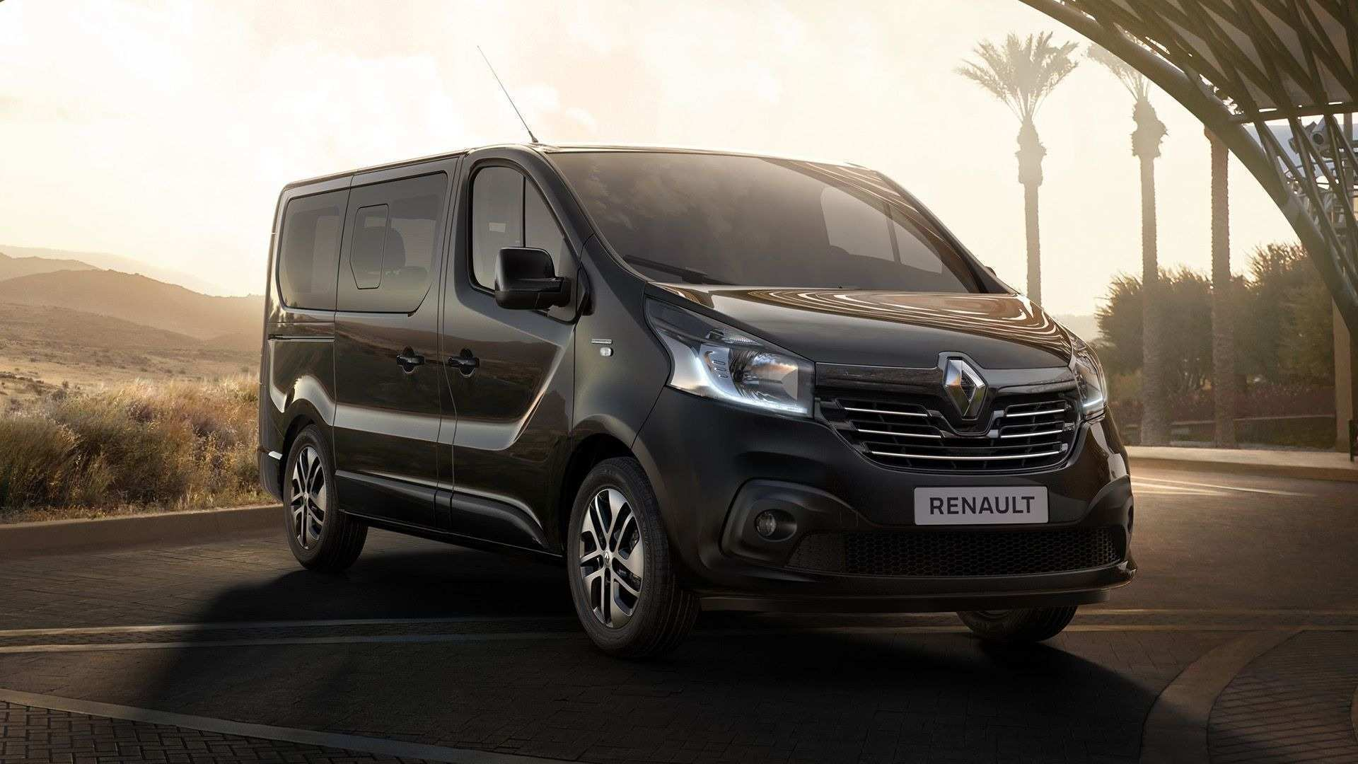 33 New 2019 Renault Trafic Exterior for 2019 Renault Trafic