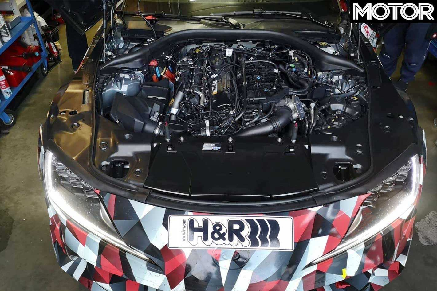 33 New 2019 Toyota Supra Engine Redesign by 2019 Toyota Supra Engine
