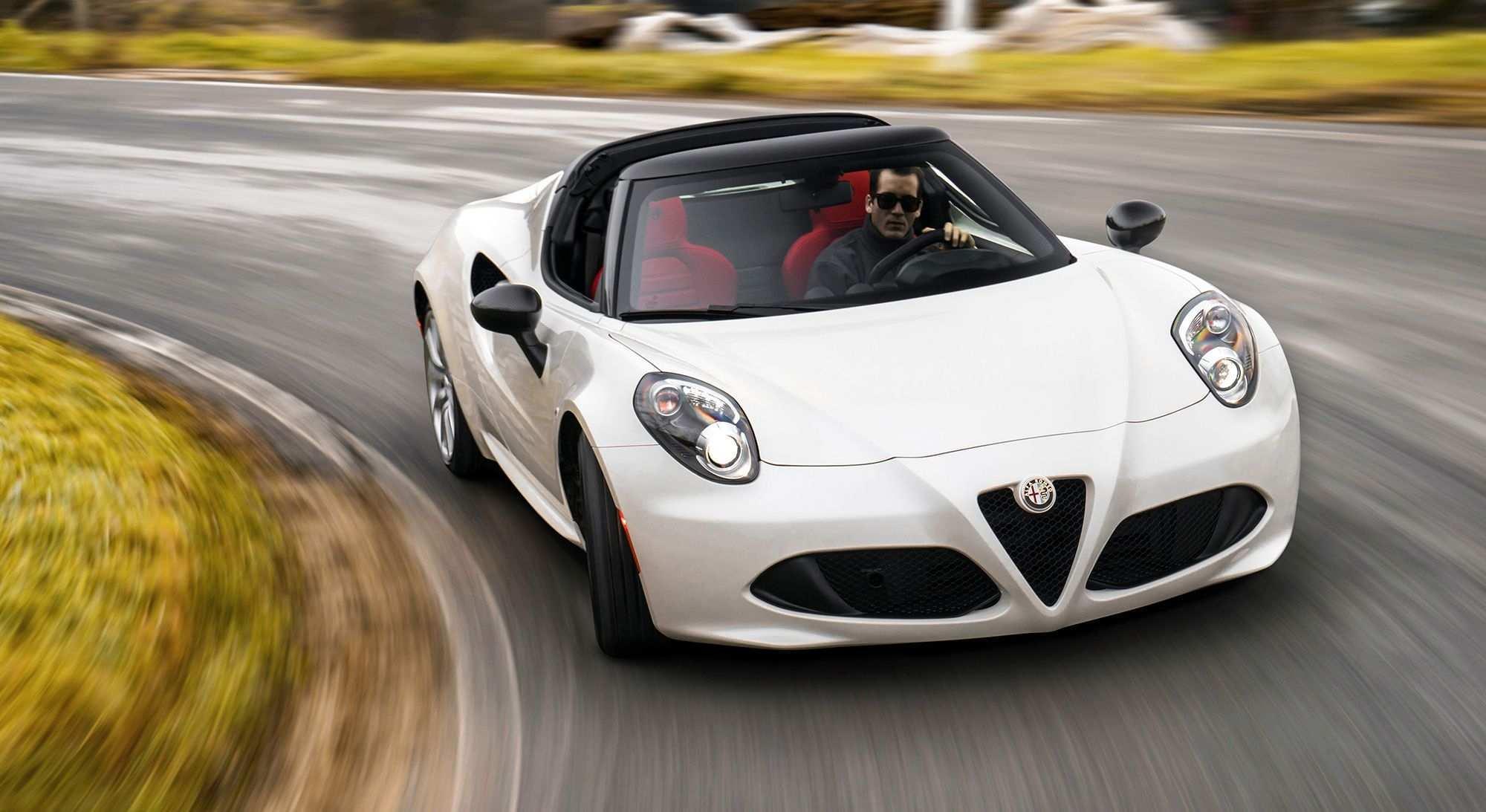 33 New 2020 Alfa Romeo Spider Exterior by 2020 Alfa Romeo Spider