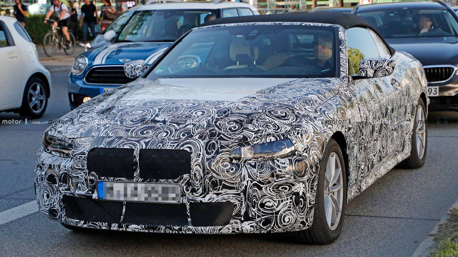 33 New 2020 Bmw 4 Series Redesign by 2020 Bmw 4 Series