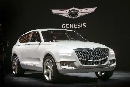 33 New 2020 Genesis Gv80 Rumors for 2020 Genesis Gv80