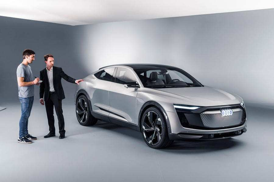 33 The 2019 Audi Electric Car Performance and New Engine for 2019 Audi Electric Car