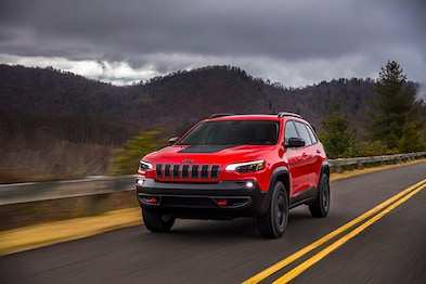 33 The 2019 Jeep Lineup Exterior for 2019 Jeep Lineup