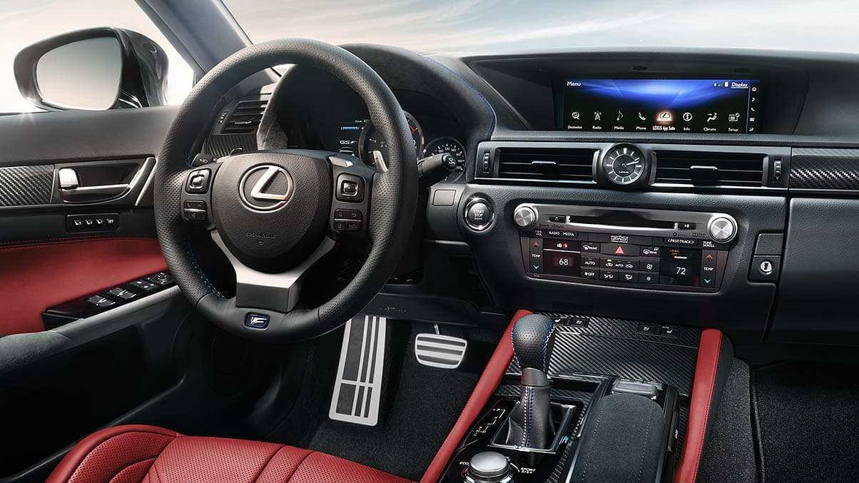 33 The 2019 Lexus Gs Interior Specs and Review by 2019 Lexus Gs Interior